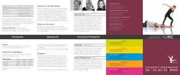 16. - 21. 07. 12 WIEN - Annalies Preisig