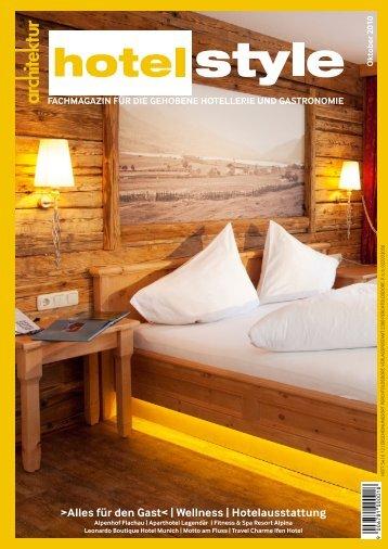 Alles für den Gast< | Wellness | Hotelausstattung - ROSTFREI ...