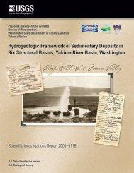 Hydrogeologic Framework of Sedimentary Deposits in Six ... - USGS