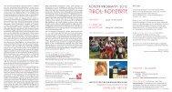 Konzertprogramm 2012 - Musikland Tirol