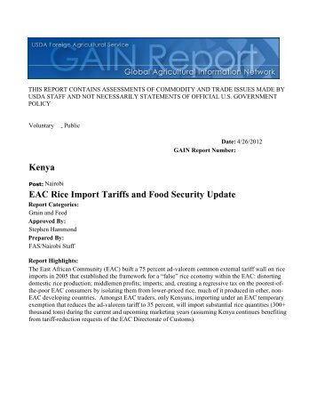 Kenya biodiversity coalition kbioc p o box 3731 00506 Cuisines you tarifs