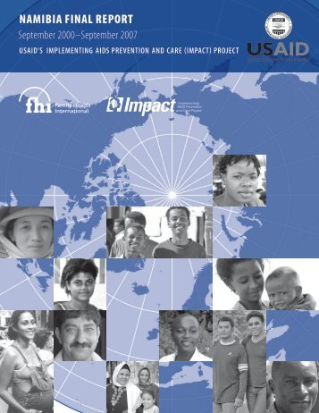 Namibia Final Report: USAID's Implementing AIDS ... - FHI 360