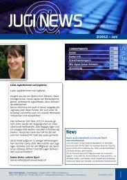 Jugi-News 2/12 - Sport Union Schweiz
