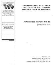 WASH FIELD REPORT NO. 58 - (PDF, 101 mb) - USAID