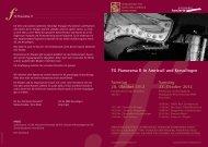 Samstag 27. Oktober 2012 - Amriswiler-Konzerte
