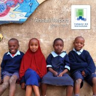 Annual Report - Computer Aid International
