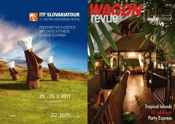 Domov kva - WAGON SERVICE travel