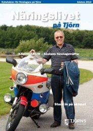 Näringslivet på Tjörn 2012_6.pdf - Tjörns kommun