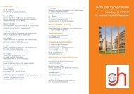 2. Wiesbadener Schultersymposium _klein.indd - tantum AG
