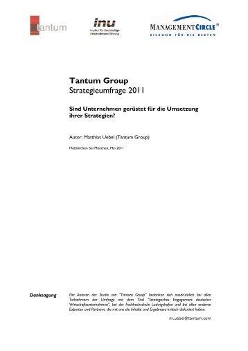 Tantum Group