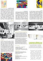 ein europäisches kunstprojekt - Freiburger Hilfsgemeinschaft eV
