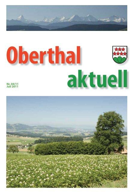 Ausgabe 04/11 - Oberthal