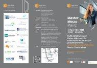 Master Messe Mainz - Fachhochschule Mainz