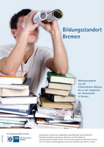 Bildungsstandort Bremen - Kommunikation und Wirtschaft