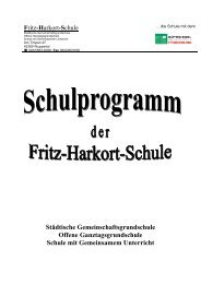 4. Heterogenität berücksichtigen durch... - Fritz-Harkort-Schule
