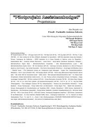 Projektskizze - FAssiS - Fachstelle Assistenz Schweiz