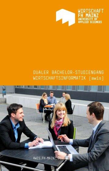 Broschüre - Fachhochschule Mainz