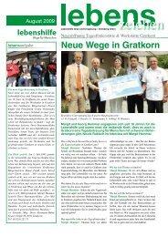 Gratkorn - Lebenshilfe Graz und Umgebung