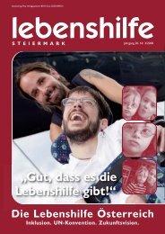 Nr. 3/2008 - Lebenshilfe Steiermark