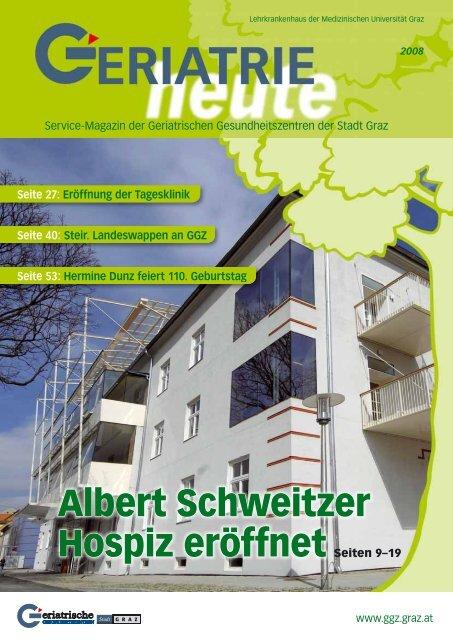 Albert Schweitzer Hospiz Geriatrische Gesundheitszentren