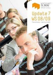 Update 7 WS 08/09 - Fachhochschule Mainz