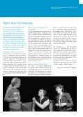 HINTER DEN KULISSEN: Hausdienste, Horte, Weiterbildung AUF ... - Seite 7