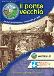 Numero 1 anno 2012 - Benvenuto in ACTI Valsusa