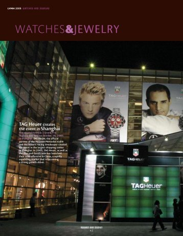 watches&jewelry - LVMH