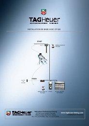 INSTALLATION DE BASE AVEC CP 520 www.tagheuer ... - D173