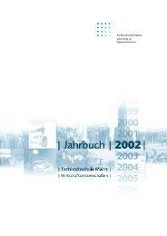 Fachhochschule Mainz University of Applied Sciences