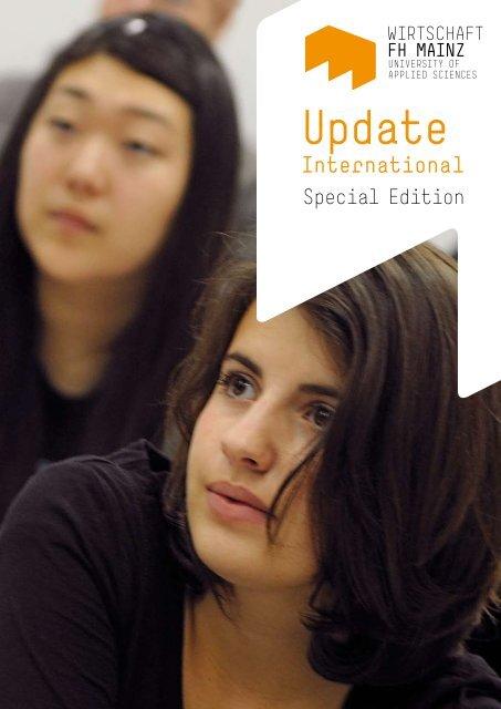 Update - Fachhochschule Mainz