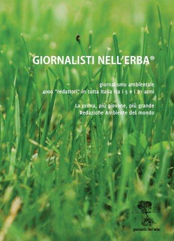 presentazione GNE - giornalisti Nell'erba
