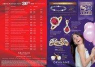SWISS WATCH SALE 30% $799 $1,499 $1,999 - Grahams Jewellers
