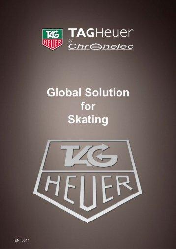 Skating - TAG Heuer Timing Systems