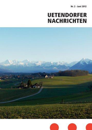 UN_2012_2 [PDF, 7.00 MB] - Gemeinde Uetendorf