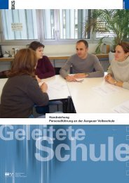 Handreichung Personalführung an der Aargauer ... - Schulen Aargau