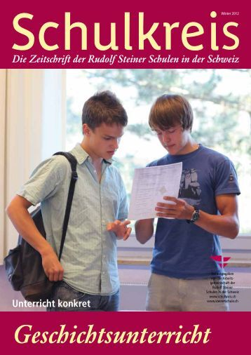 Schulkreis - Rudolf Steiner Schulen der Schweiz
