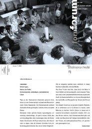Elementare - Rudolf Steiner Schule Bern und Ittigen