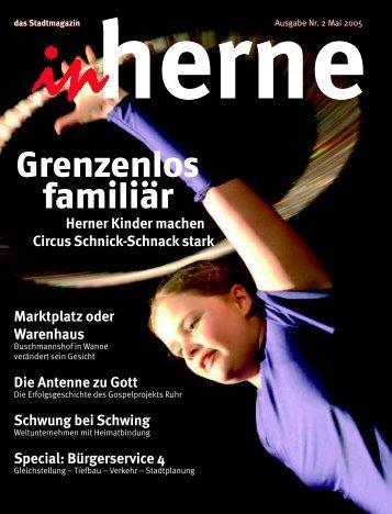 familiär Grenzenlos - Stadt Herne