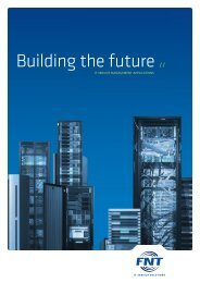 Building the future - FNT GmbH