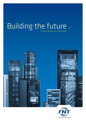 Building the future - FNT GmbH