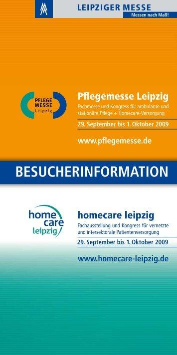 BESUCHERINFORMATION - Leipziger Buchmesse