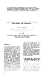 einfache Melderegisterauskunft - OrViA - Universität Leipzig