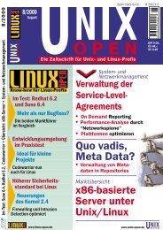 Unix Open 08 - ITwelzel.biz