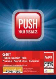 Programm • Ausstellerliste • Hallenplan - Innovative Verwaltung