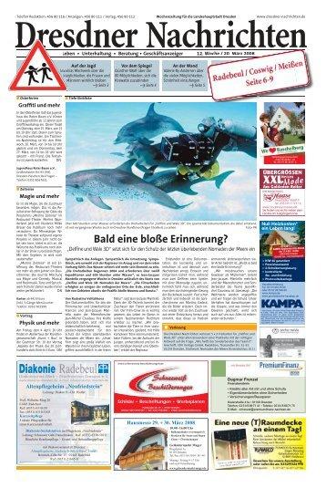 Radebeul - Dresdner Akzente