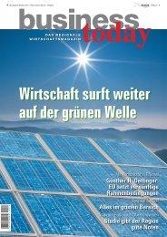 Ausgabe 01/2010 Bodensee / Oberschwaben ... - business today