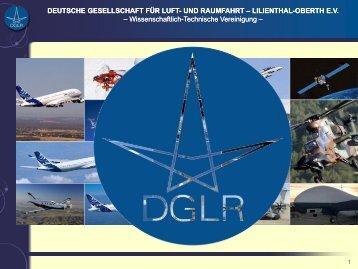 Technologieentwicklung im Rahmen des - Deutsche Gesellschaft für ...
