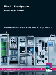 Complete system solutions from a single source