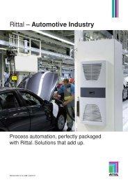 Rittal - Automotive Industry